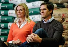 Josh and Ann Romney
