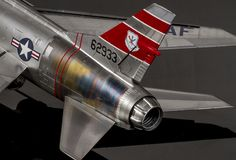 F-100C Super Sabre, NM beast 1/48 Trumpeter - Ready for Inspection - Aircraft - Britmodeller.com