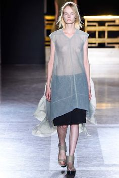Rick Owens Spring 2015 Ready-to-Wear Collection Photos - Vogue