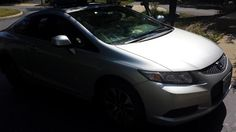 This domain may be for sale! Honda Civic Ex, 2013 Honda, Honda Cars, Leather, Cutaway