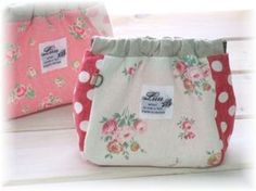 Scrap Fabric Projects, Fabric Scraps, Sewing Projects, Snap Bag, Frame Purse, Pouch Tutorial, Handmade Purses, Purse Patterns, Quilted Bag