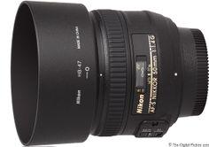 Nikon 50mm f/1.4G AF-S Lens