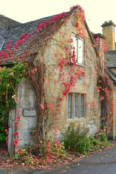 Charity Cottage, Stanton