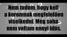 Nem tudom,hogy kell viselkednem... Sarcastic Quotes, Funny Quotes, Life Quotes, I Laughed, Best Quotes, Quotations, Funny Pictures, Jokes, Thoughts