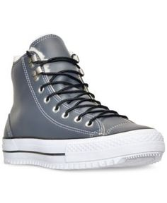 af687bce2b37 Converse Men s Chuck Taylor All Star City Hiker High-Top Casual Sneakers  from Finish Line Men - Finish Line Athletic Shoes - Macy s