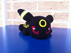 Ravelry: Baby Umbreon pattern by Evelyn Pham