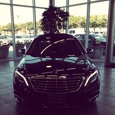 LED Elegant Lights 2015 #S550 at Mercedes Benz of Virginia Beach