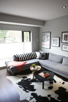 Black, White & Not a Bit Boring: 13 Fresh Ways to Get Black & White Right — Rooms That Get It Right | Apartment Therapy