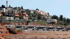 Israel approves first new West Bank settlement in 20 years - BBC News