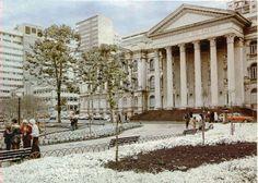Curitiba enfeitada pela neve de 1975 - Universidade Federal do Paraná