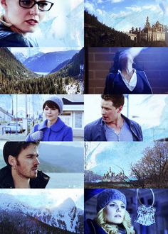 OUAT... Make it blue