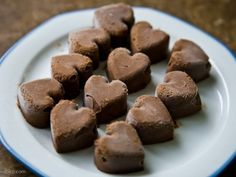 Retete de post: ciocolata de casa