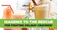 Holidays can also mean some drastic weight gain. Curb your holiday cravings by substituting alternatives for those decadent seasonal treats! All out of Isalean shakes...let's chat. mvanness3@hotmail.com
