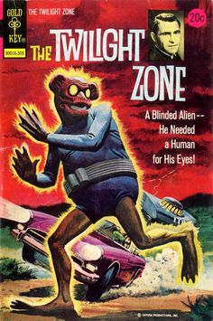 Cover for The Twilight Zone (Western, 1962 series) #52