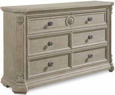 ART Furniture - Arch Salvage Grayson Dresser - Mist - 233130-2823