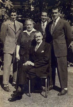 This German-American family was interned in Crystal City, Texas, for 4 years and were completely innocent. Read Eberhard Fuhr's astonishing story at the German American Internee Coalition Site.