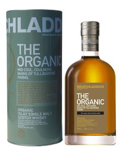 Bruichladdich's Organic Whisky wins top accolade ‹ Whisky Drinker