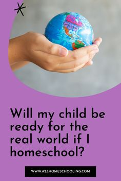 Will my child be ready for the real world if I homeschool? What Is Homeschooling, Homeschool Blogs, The Real World, My Children, This Or That Questions, My Boys