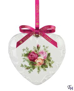 Royal Albert Old Country Roses Heart