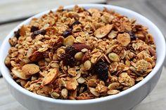Granola - Benefícios para a saúde