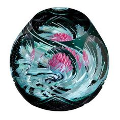 """CAITHNESS """"CALEDONIA GLORY"""" PAPERWEIGHT"""