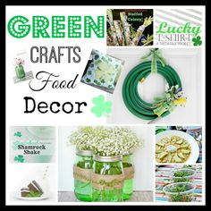 All Things Creative {All Things Green}
