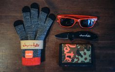 New accessories from Chocolate!