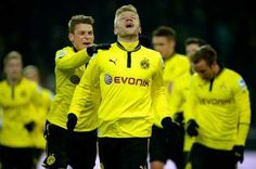 Borussia Dortmund ke posisi dua setelah kalahkan Nuremberg   BDbola.com