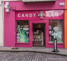 Studying abroad in Dublin? Those of you with a sweet tooth will be happy know that Candy Lab on Fownes Street has you covered. They have all the goodies that you miss from home – pop tarts in all flavors, American-style cake mix, Nerds, Vanilla Coke, pumpkin pie filling, pancake mix and syrup. Make sure you try an ice cream shake if you stop in on a hot day.