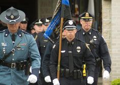 Funeral for Auburn Officer Ronald Tarentino Jr. | masslive.com