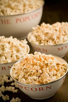 Paula's Party Popcorn. Perfect for a movie night.