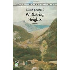 "Wuthering Heights. I started re-reading this lately and had to put it down as I was overcame with how completely insufferable most of the characters are. Then I thought hey, maybe that's the point - THEN I thought, ""Dear God, people are comparing Twilight to WH, as if Heathcliff and Catherine are an excellent example of a relationship. NOOOOO!"""