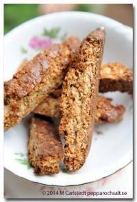 Glutenfria kanelskorpor - Glutenfriarecept