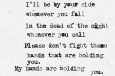 By Your Side by Tenth Avenue North lyrics