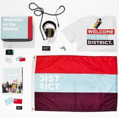 Really liking the flags throughout this brand. And anything that goes up against American Apparel without only using sex appeal to sell product...