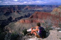 The Grand Canyon: how to get the most from a short trip - Lonely Planet (A couple good tips)
