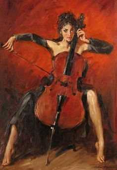 Thank you for your pins today!  Tonight and Tuesday, let's do MUSIC.    (Andrew Atroshenko)