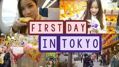 KimDao goes back to Tokyo and shares her first day with Kaotsun!