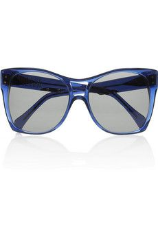 2d2ebff63a FINEST SEVEN Zero 06 acetate and metal D-frame sunglasses