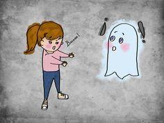 halloween!  #ghost #kid #illustration #halloween #art #beautiful #artist #sketch #sketchbook #cute #draw #drawing