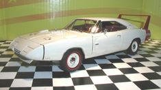 PhillyMint-Danbury Mint 1969 Dodge Daytona 1:24 diecast model