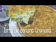 Torta Cremosa de Banana - YouTube