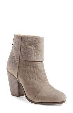 rag & bone 'Classic Newbury' Boot (Women) - Color Desired: Tan Nubuck available at #Nordstrom