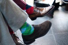 colorful Socks, look different, look cool  http://www.blacksocks.com/en-us