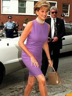 1996 Princess Diana Sydney Australia