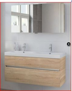 8x Ikea badkamers   Badkamer   Pinterest   Bath, Vanity units and ...
