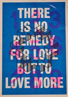 Love. Love. Love.