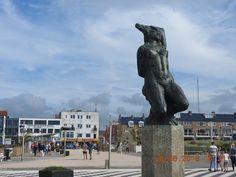 Zandvoort - Beeld  Boulevard