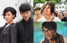 """Raymond Lam, Ruco Chan, and Roger Kwok are favorites for """"My Favorite Actor"""". Charmaine Sheh, and Linda Chung compete for """"My Favorite Actress""""."""
