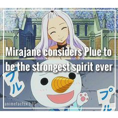 SHE KNOWS THE TRUTH CAUSE THE PLUE THING IN RAVE MASTER IS LIKE THE MOST POWERFUL THING EVER WHOA